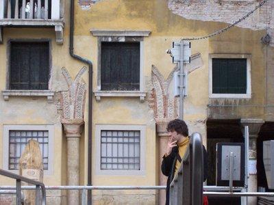 Me in Venice