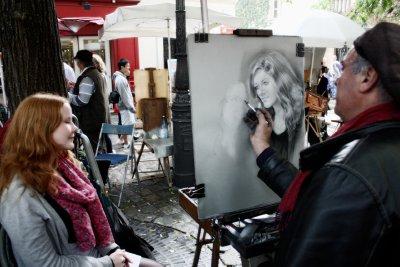 Montmatre Painters