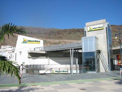 Supermarket Tenerife