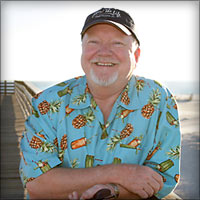 Brent Burns - an Alabama Gulf Coast favorite