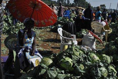 Al mercato di Sondu