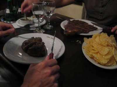 food - the steak bout