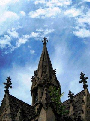 BA-Gur ricoleta steeple