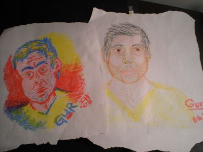 BA-Gur drawings