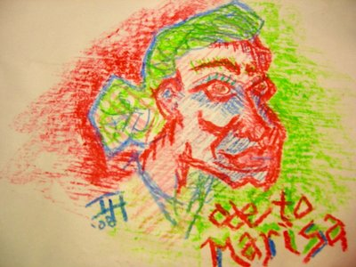 BA - Marisa drawing