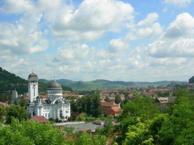 Sighi: orthodox church