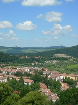 Sighi: countryside