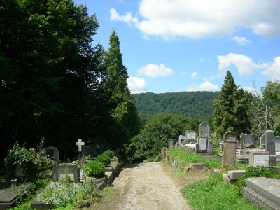 Sighi: cemetery