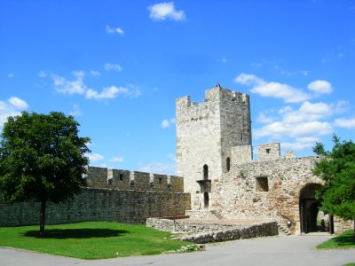 Belgrade: fortress tower
