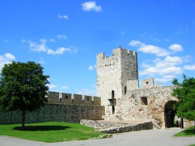Belgrade: fortress tower