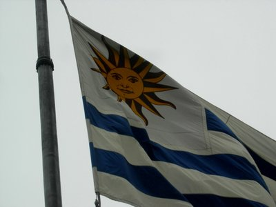 Montevideo: flag