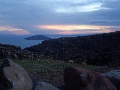 Puno- Amantani sunset 1
