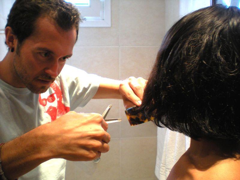 BA-Gur haircut