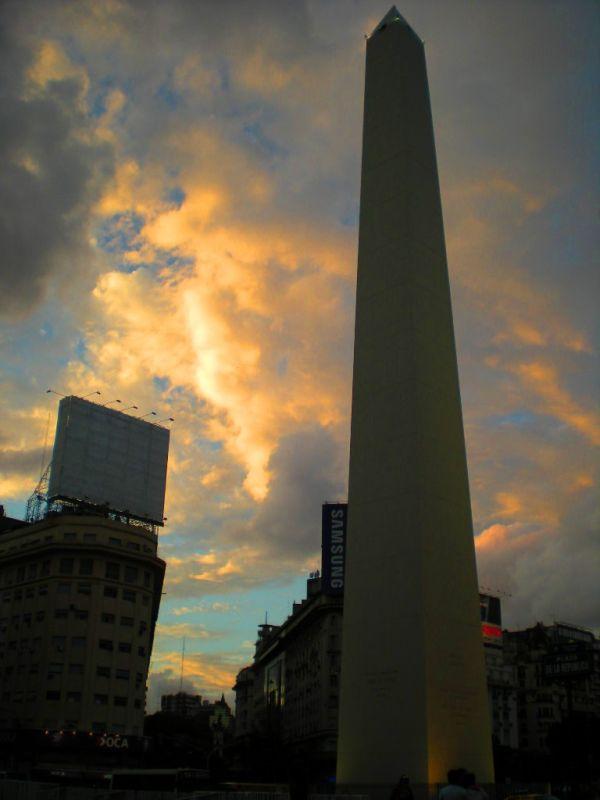 BA-Gur obelisco