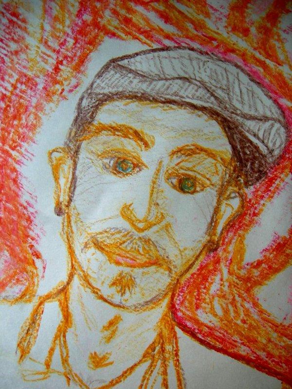 BA Izzy drawing