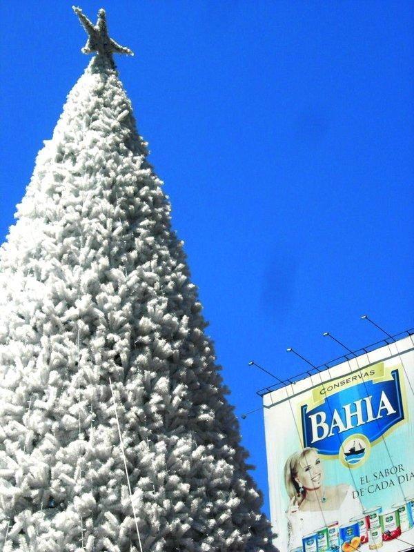 BA: christmas tree