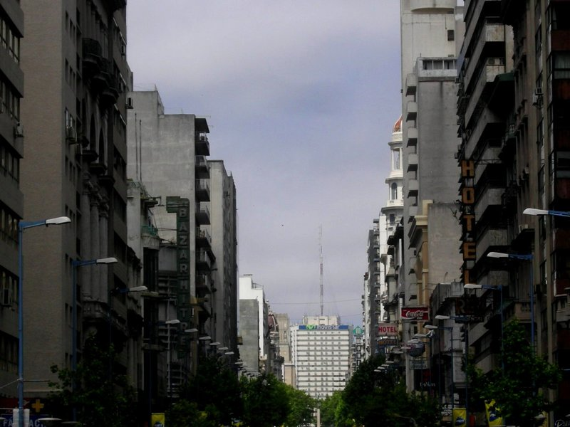 Montevideo: street view