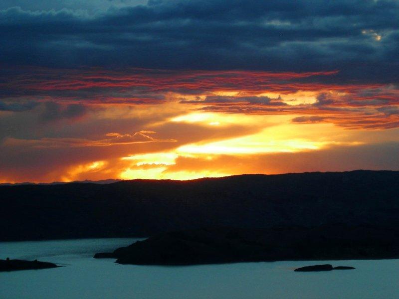 Puno- Amantani sunset 2