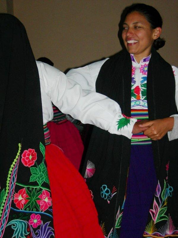 Puno- Amantani marisa dances