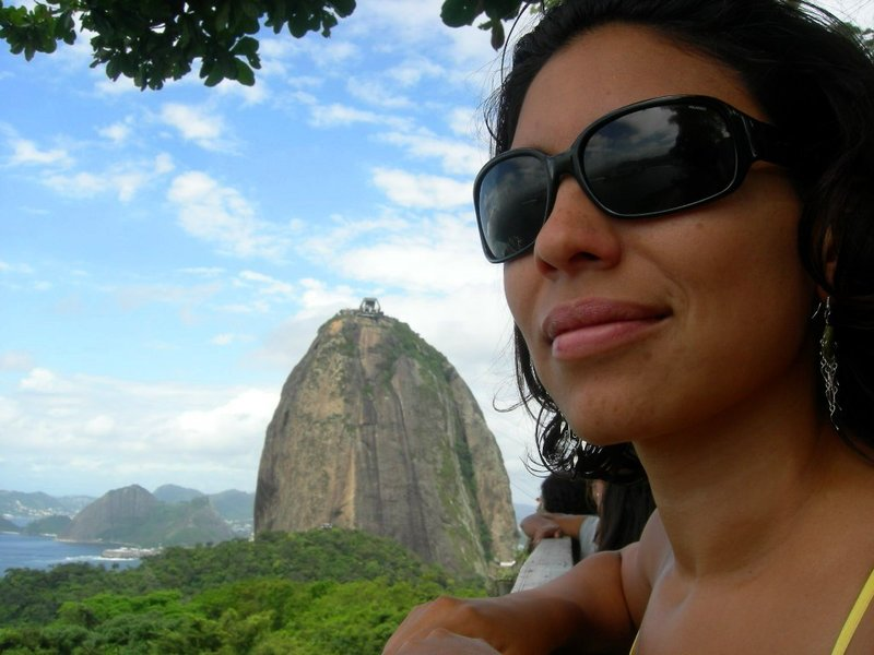 Rio De Janeiro: Marisa and Sugar Loaf