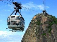 Rio De Janeiro: Sugar Loaf and Cable Tram