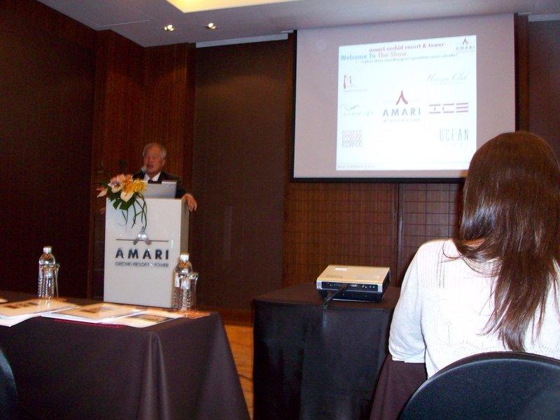 Amari Presentation - Dr Vip