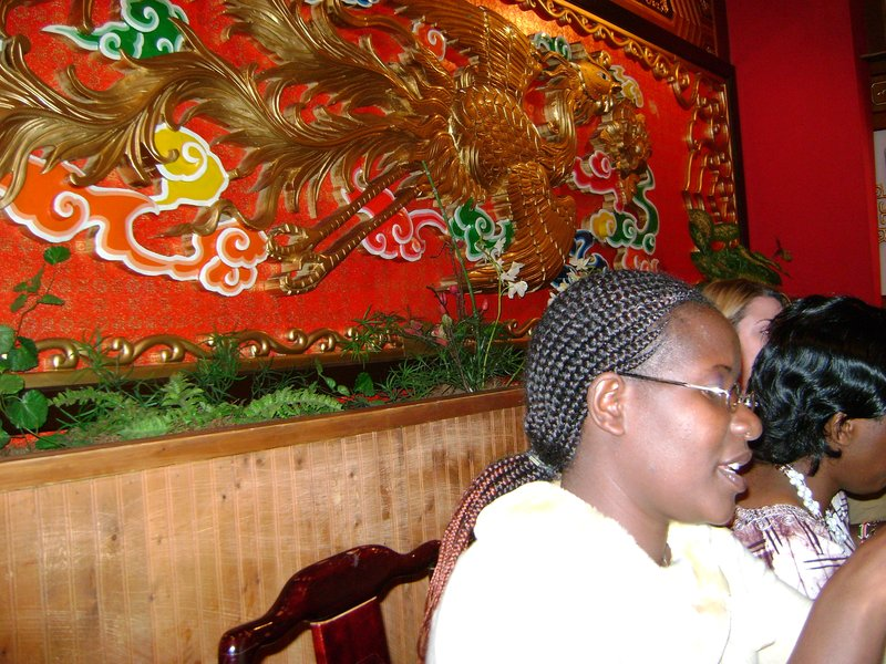 Chinese Restaurant - Georgia