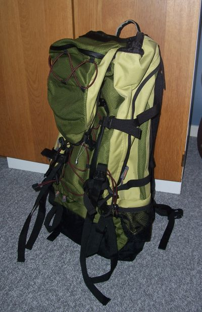 Backpacker Rygsæk