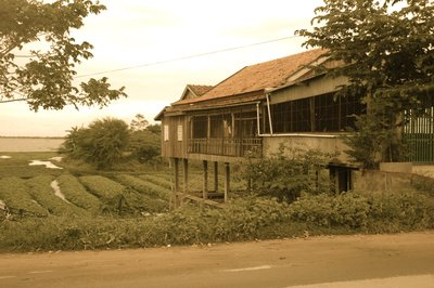 Farmhouse By The Mekong
