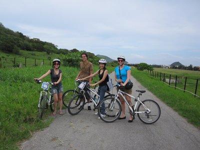 Biking in Kenting