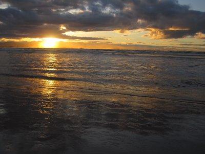Byron Sunset