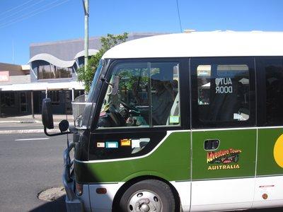 Good Bye Oz bus