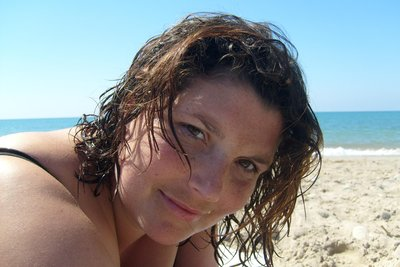 Me on Lascari Beach 08