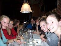 International Student Dinner
