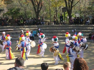 Sahmulnori - Traditional Korean Drum and Dance
