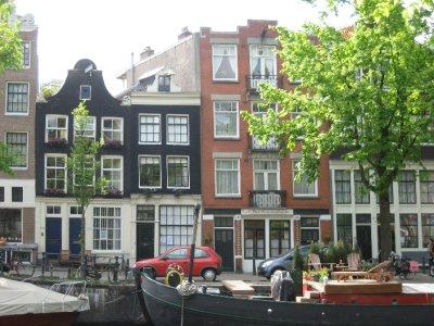 Amsterdam flats