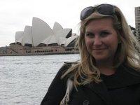Anna + the Sydney Opera House