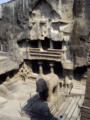 Ellora Caves World Heritage Site