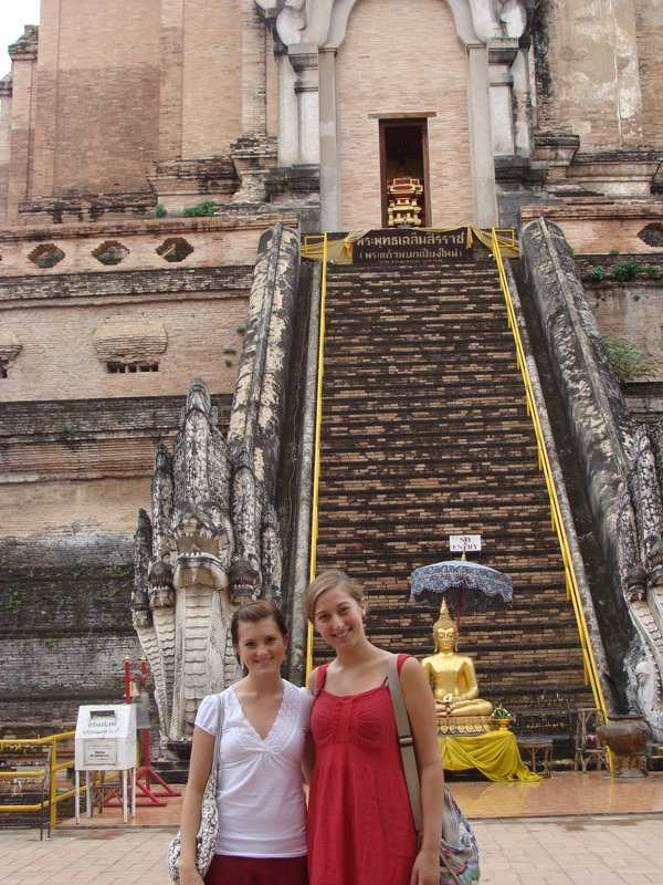 Us in chiang mai