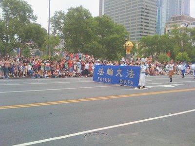 Falun Dafa Parade