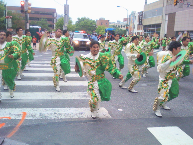 Spanish Dance Parade