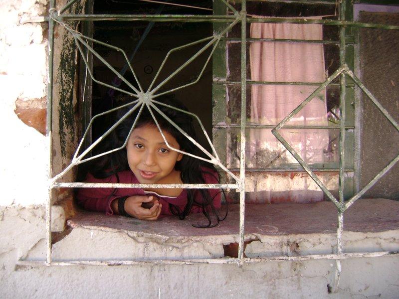 Neighbour girl