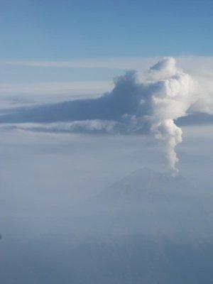 Popo Volcano