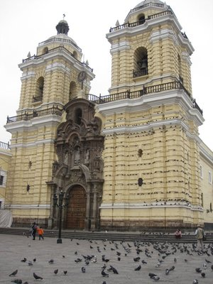 Santo Domingo Church and Catacombs