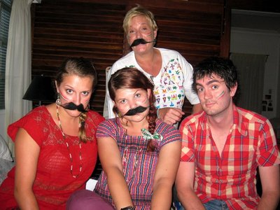 Volunteers with Bigotes