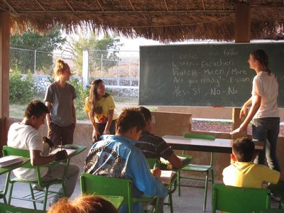 Teaching English to Local Tourism Advocates