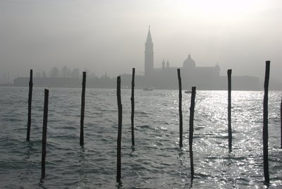 A cold day in Venice