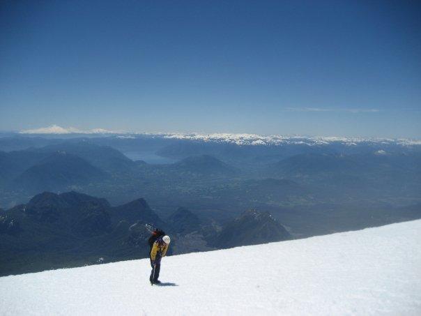 Villarrica Mountain