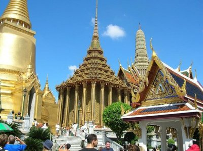 Grand Palace and Wat Phra Kaeo, Emerald Buddha