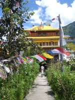 buddhist temple in manali